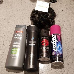 NWT Men's Bundle Dove Axe